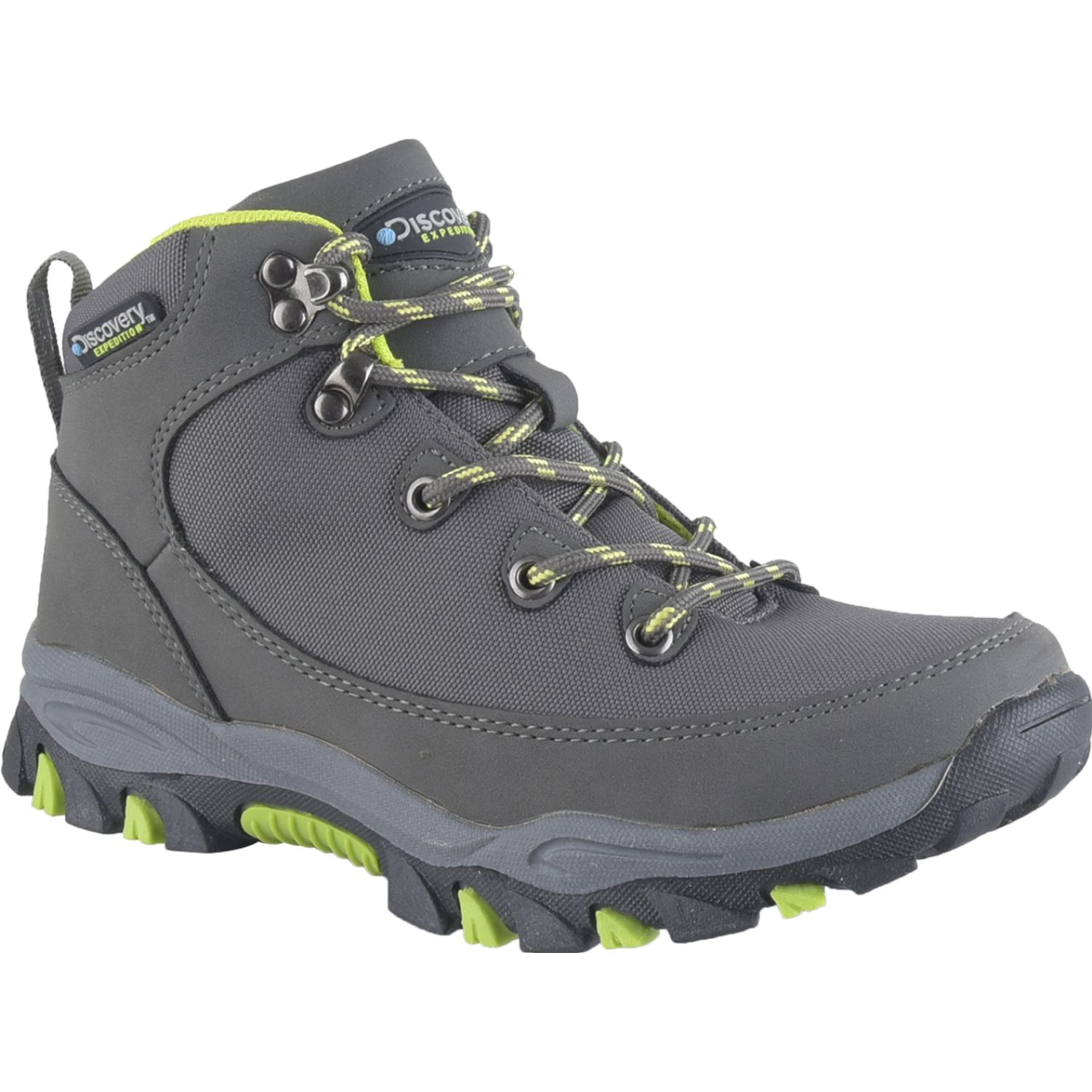 DISCOVERY EXPEDITION BYRON238 Gris Calzado hiking