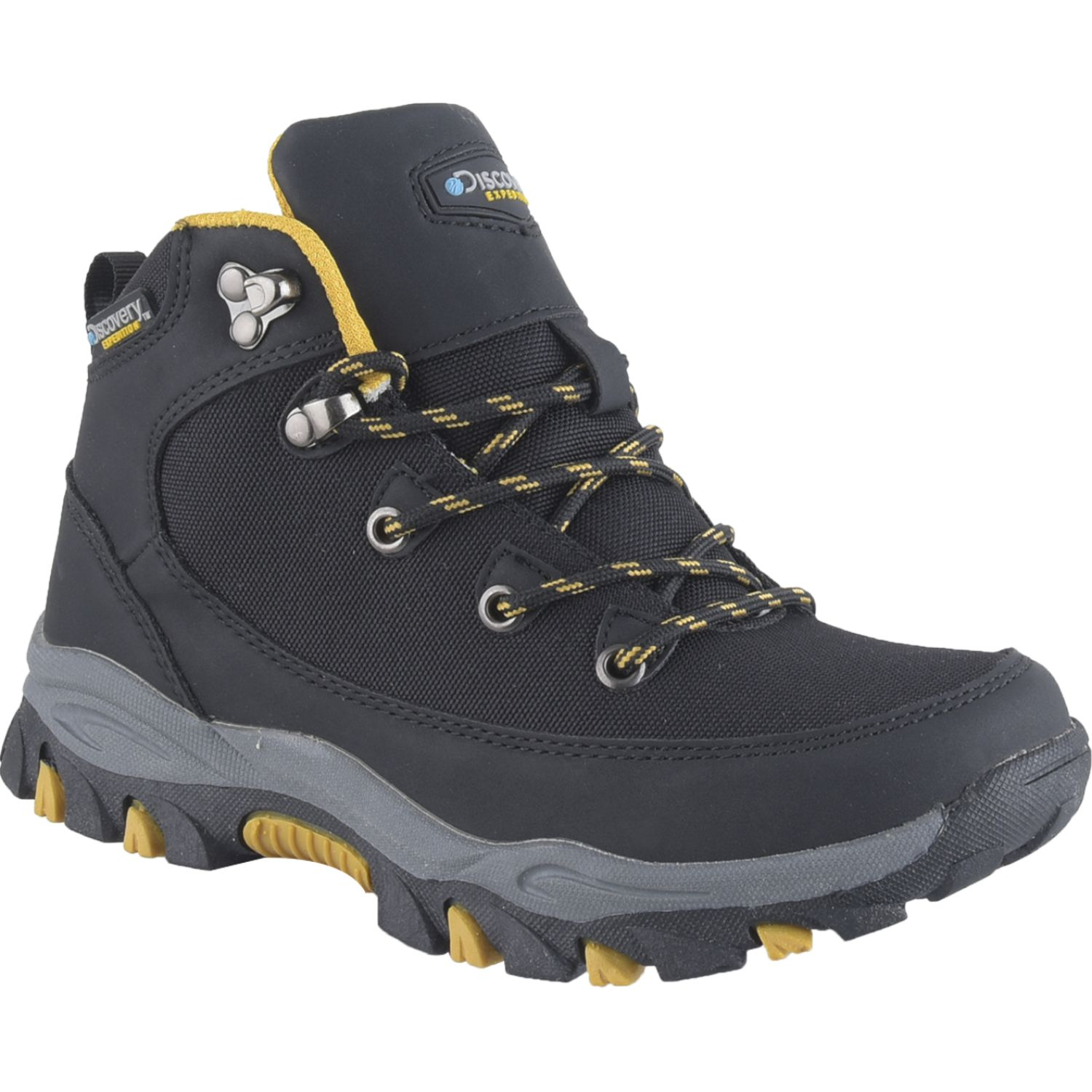 DISCOVERY EXPEDITION BYRON238 Negro Calzado hiking