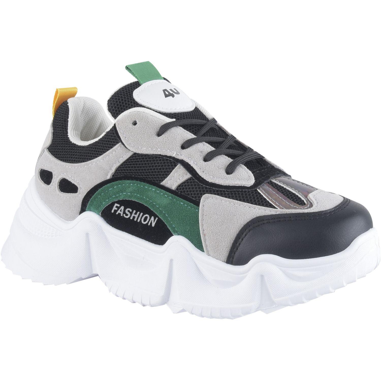 Platanitos Z 2699 Negro Zapatillas de moda