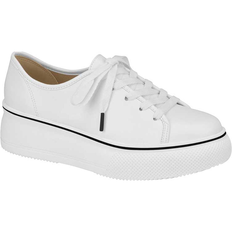 BEIRA RIO 4228.303.9569 Blanco/Negro Blanco / negro Zapatillas de moda