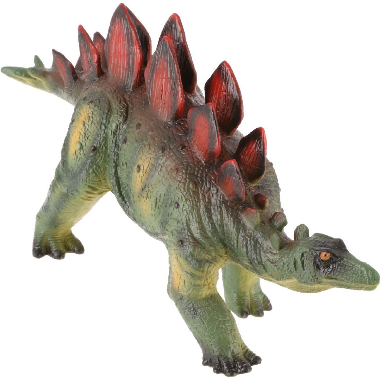 Casaideas Estegosaurio de Plastico L MULTICOLOR Animales de peluche y los osos de peluche