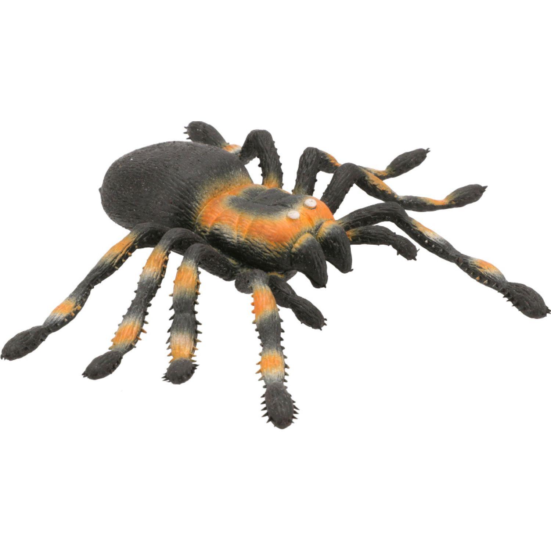 Casaideas Animal Apretable Araña Negro / naranja Animales de peluche y los osos de peluche