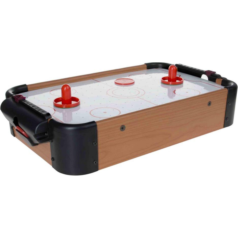 Casaideas Set Mini Air Hockey MULTICOLOR Hockey de aire
