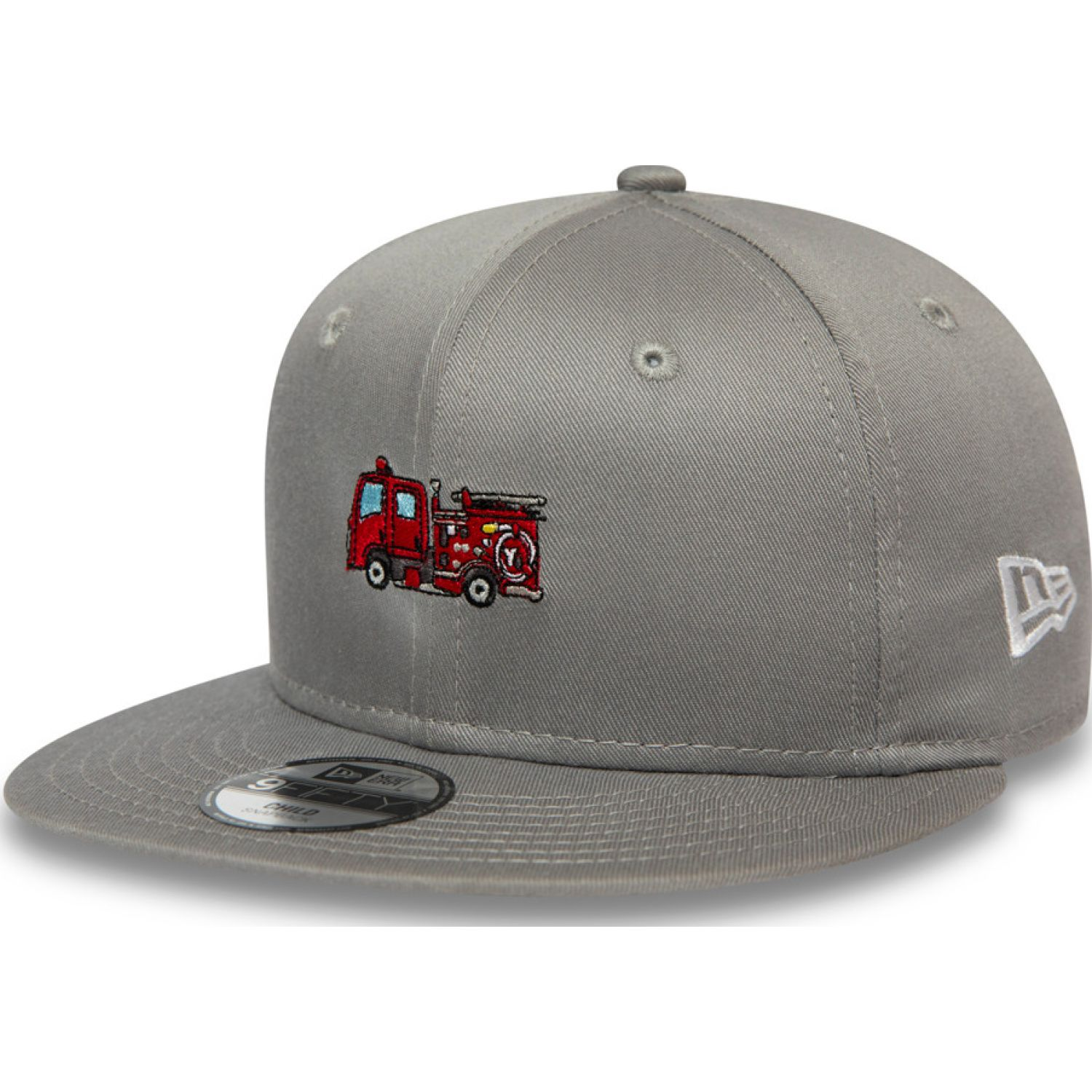 NEW ERA Kids Transport 950 Ne Gra Gris Sombreros y gorros