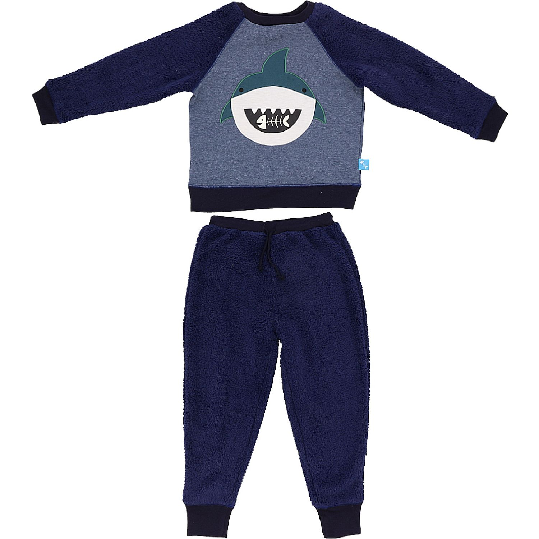 Casaideas pijama tiburon azul Azul Sets de Pijama
