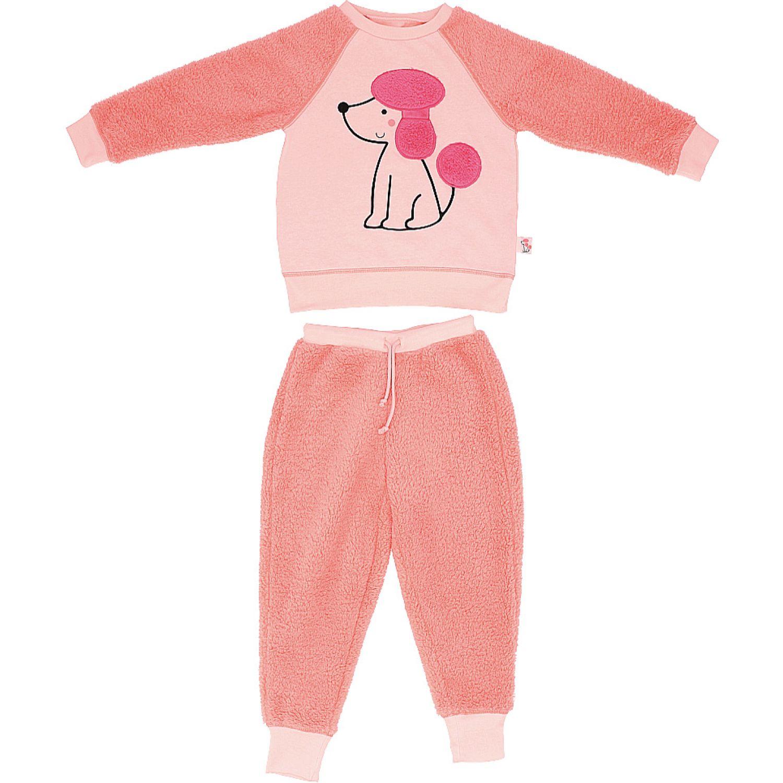 Casaideas pijama perrito rosado Rosado Sets de Pijama