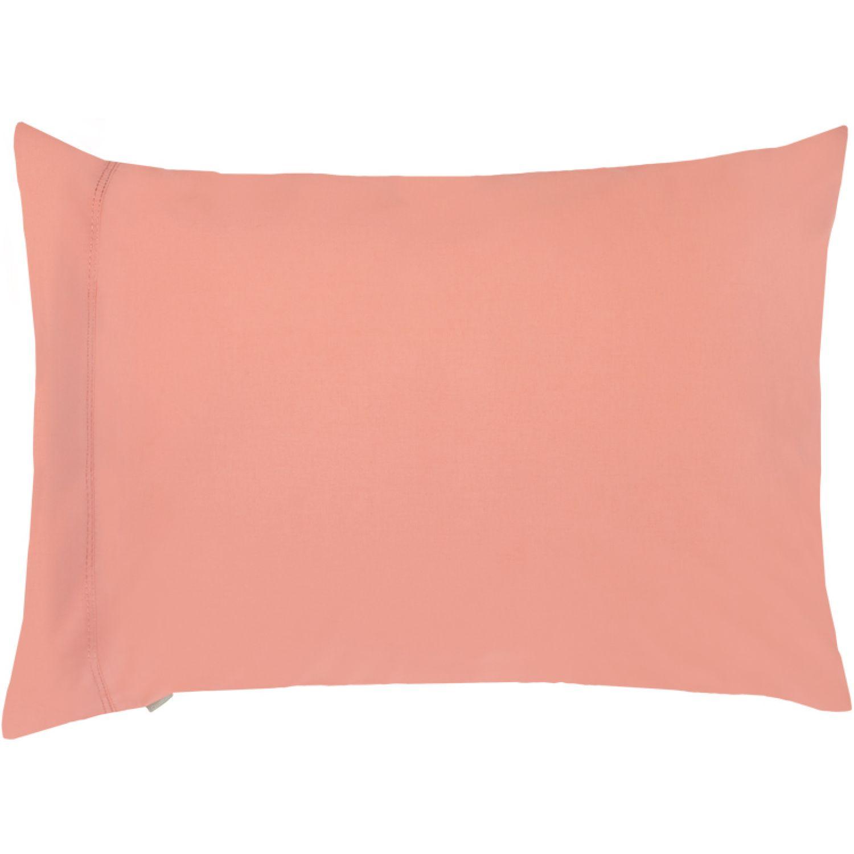 Casaideas Funda Concepto Algodón 50x70 Rosado Rosado almohadas de la cama