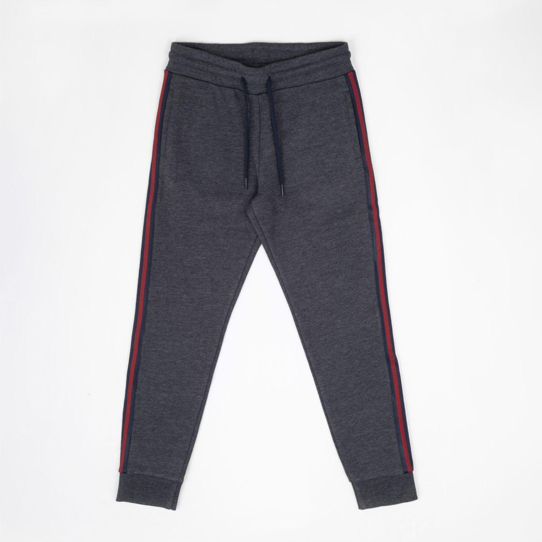 Colloky Buzo Franja Listada En Costados Ptpo0301 Marengo Pantalones