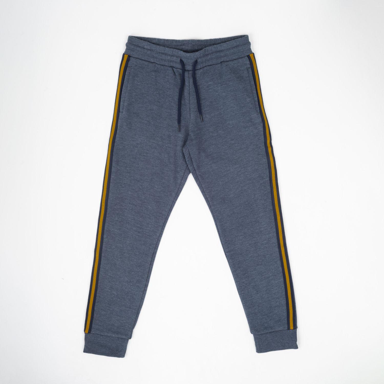 Colloky Buzo Franja Listada En Costados Ptpo0350 Azul Pantalones