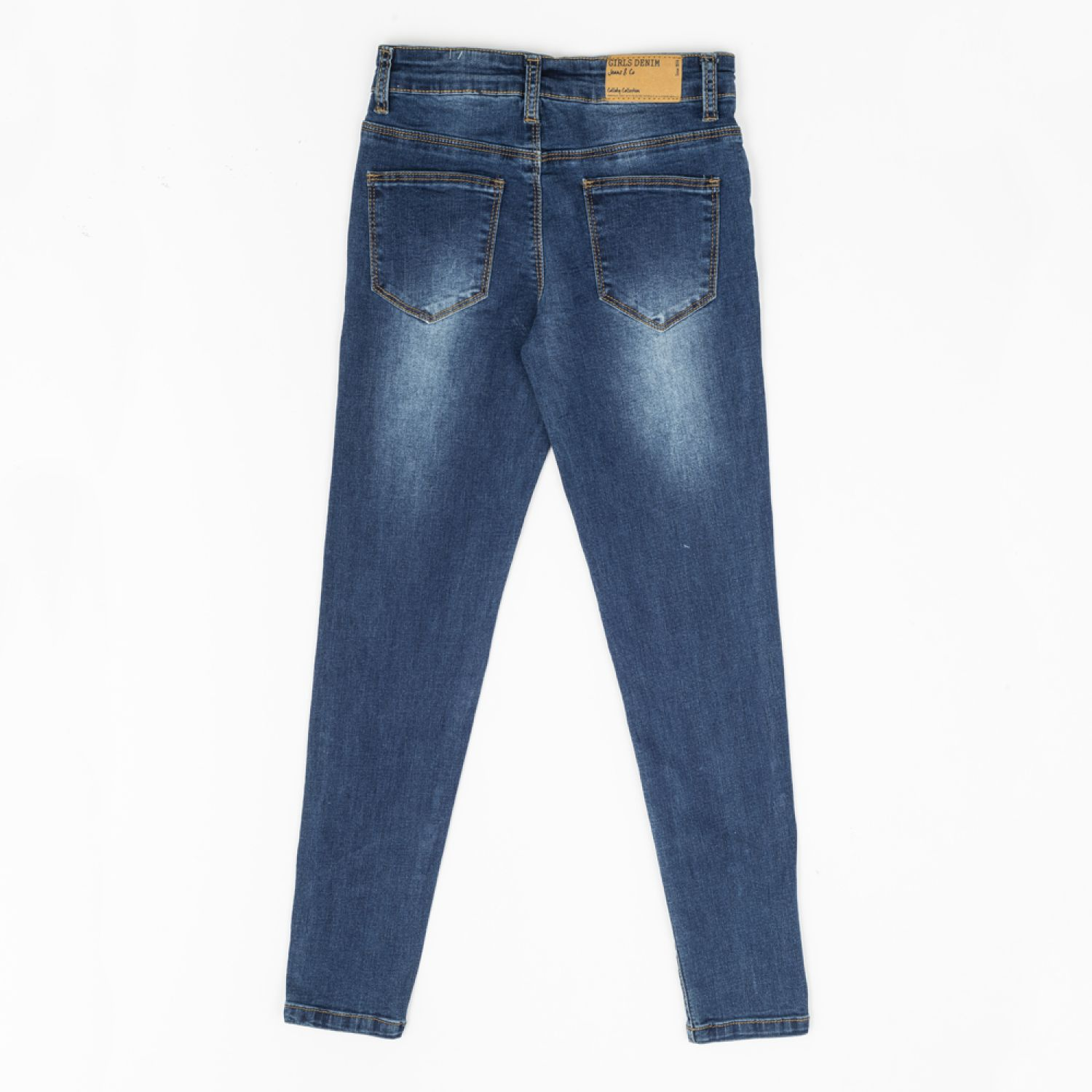 Colloky Jeans Kid Girl Jeme0250 Denim Pantalones y capris