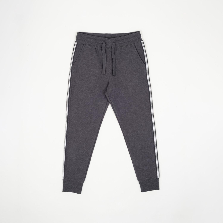 Colloky Buzo Franja Lurex Ptpo0401 Marengo Pantalones Deportivos