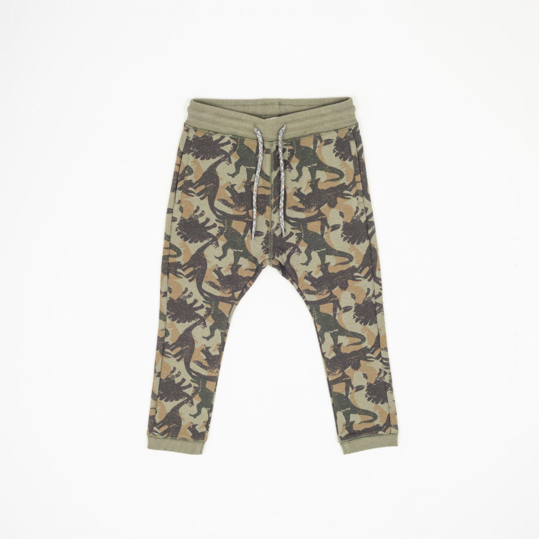 Colloky Buzo Camuflado Dinosaurios Ptpo1570 Olivo Pantalones