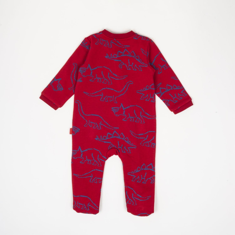 Colloky Pijama Enterito Franela Diseño Dino Pjpo0582