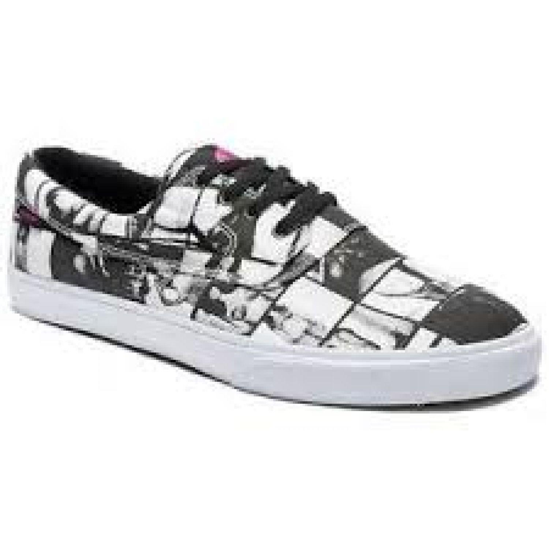 LAKAI Zapatilla Camby Blanco / negro Zapatillas de moda