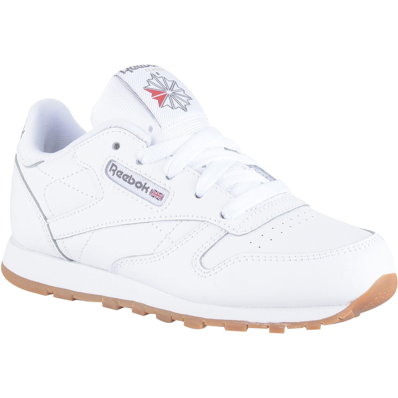 Reebok Classic Leather Blanco Para caminar