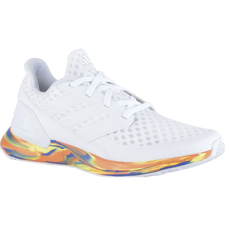 precisamente Categoría adecuado  Adidas RapidaRun J Blanco Chicas | platanitos.com
