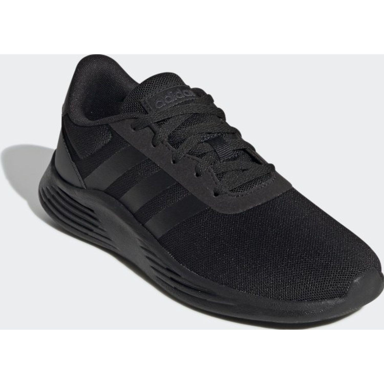 Acelerar Están deprimidos Agnes Gray  Adidas LITE RACER 2.0 K Negro Walking | platanitos.com