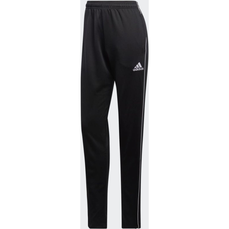 Adidas CORE18 TR PNT W Negro Pantalones deportivos