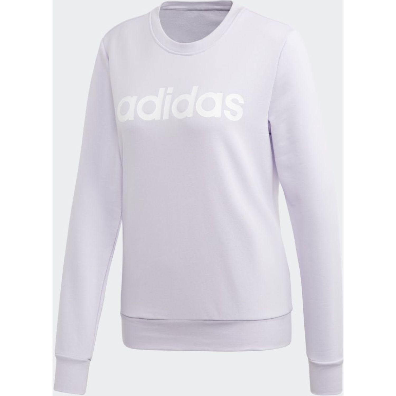 Adidas W E Lin Sweat Blanco Hoodies deportivos