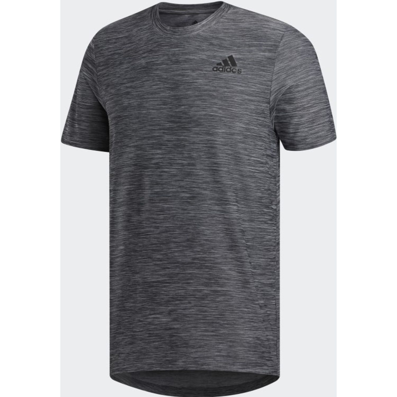 Adidas All Set Tee 2 Plomo Camisetas y polos deportivos