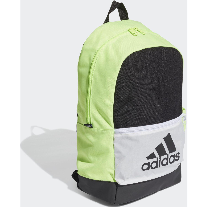 Adidas clas bp bos Negro / verde Mochilas Multipropósitos