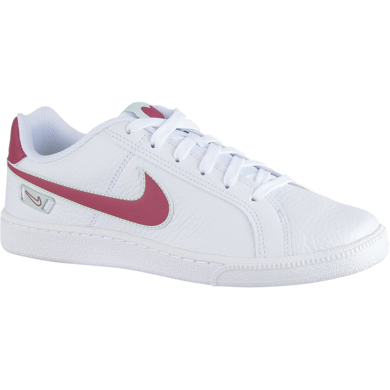 Nike wmns nike court royale prmvday Blanco / fucsia Walking