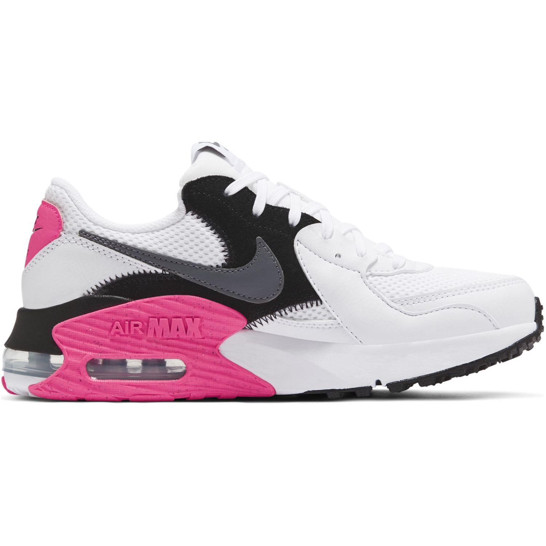 Nike Wmns Nike Air Max Excee Blanco / rosado Running en pista