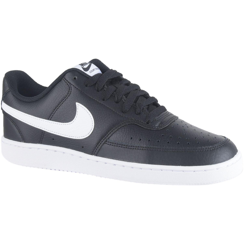 Nike Nike Court Vision Lo Negro / blanco Walking