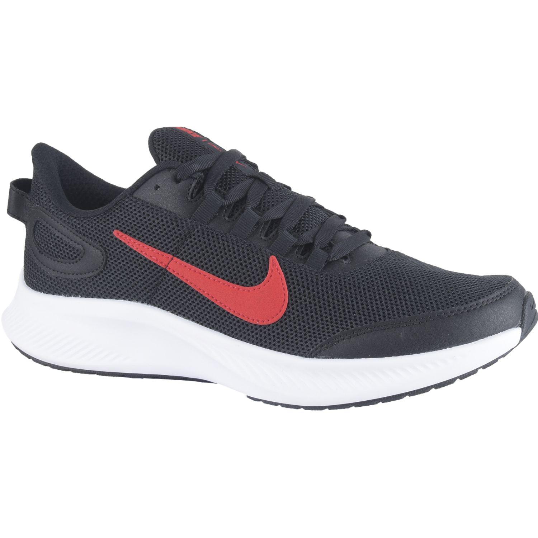 Nike Nike Runallday 2 Negro / rojo Correr por carretera