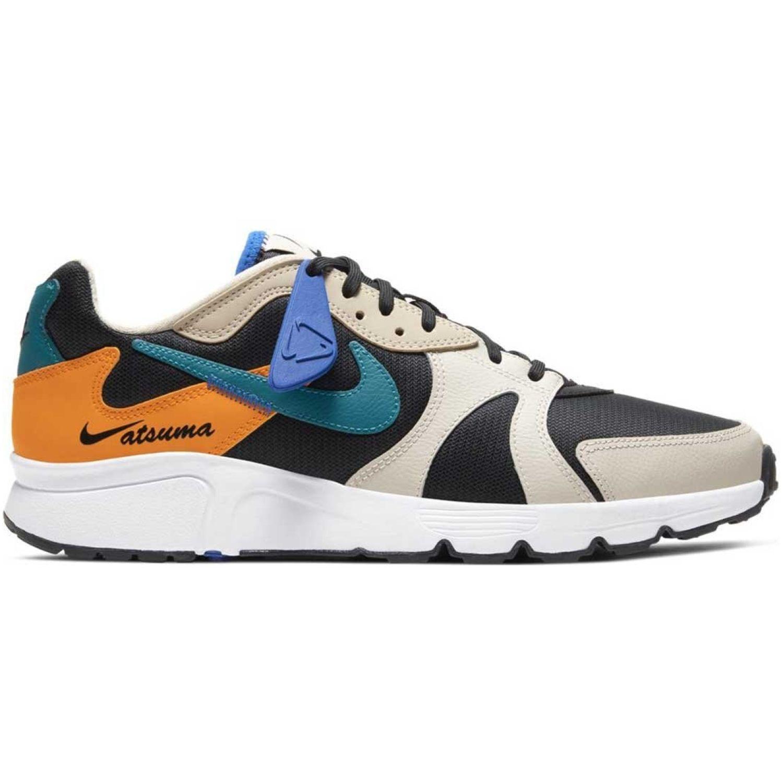 Nike nike atsuma Crema Running en pista