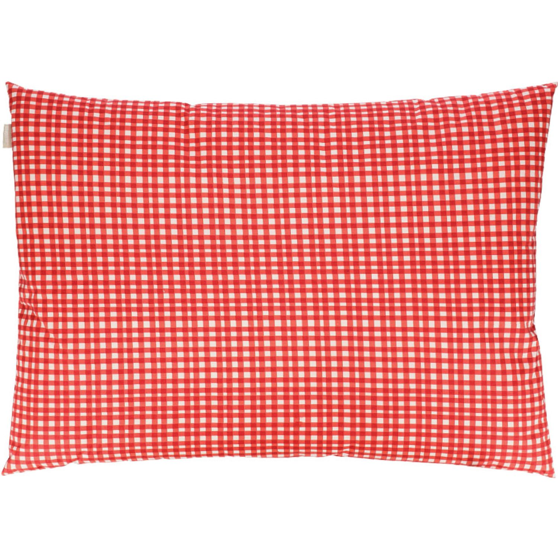 Casaideas ALMOHADA COLOR COTTON 50X70 Rojo Cuello y cervicales almohadas