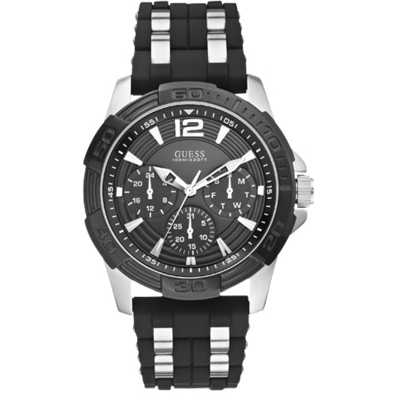 GUESS RELOJ GUESS W0366G1 Negro Relojes de Pulsera
