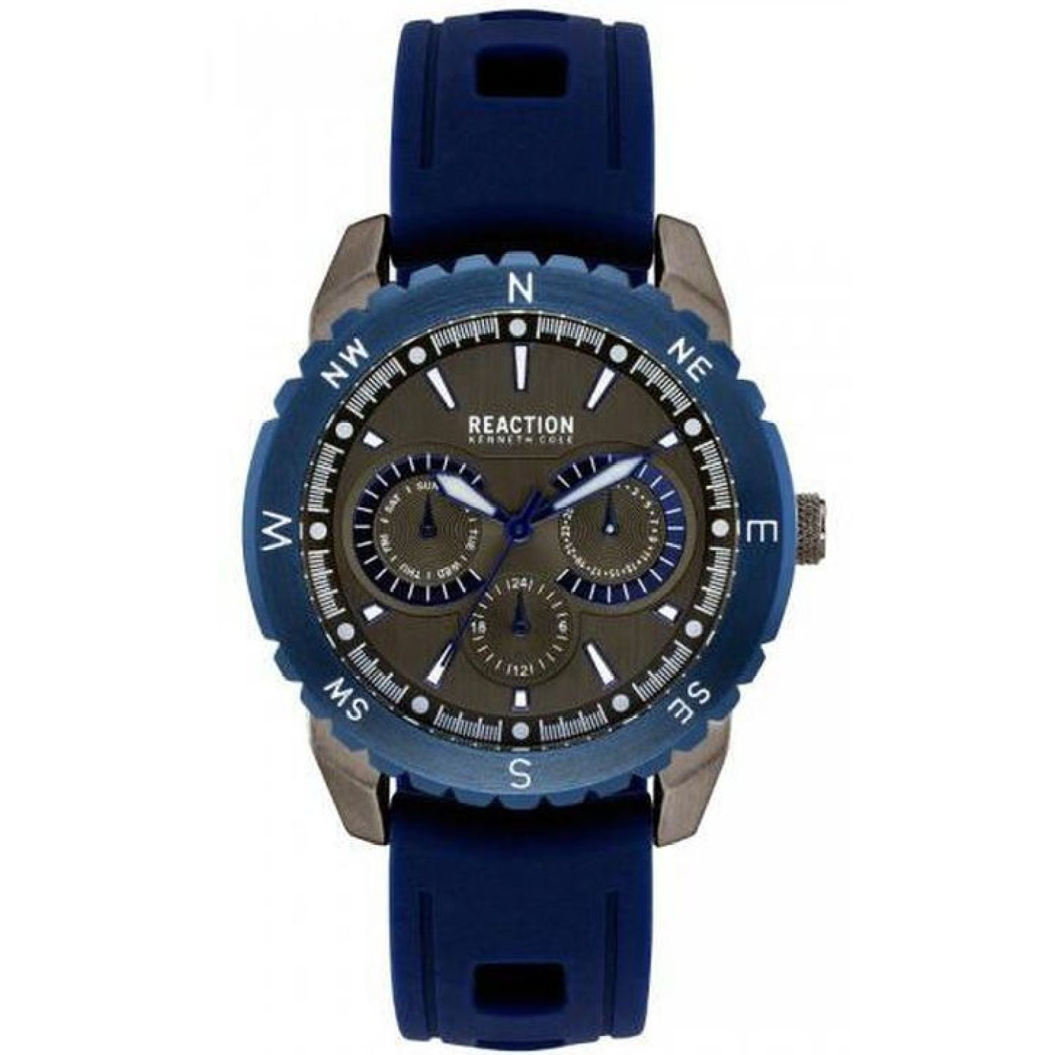 KENNETH COLE Reloj Kenneth Cole Rk50969009 Azul Relojes de Pulsera