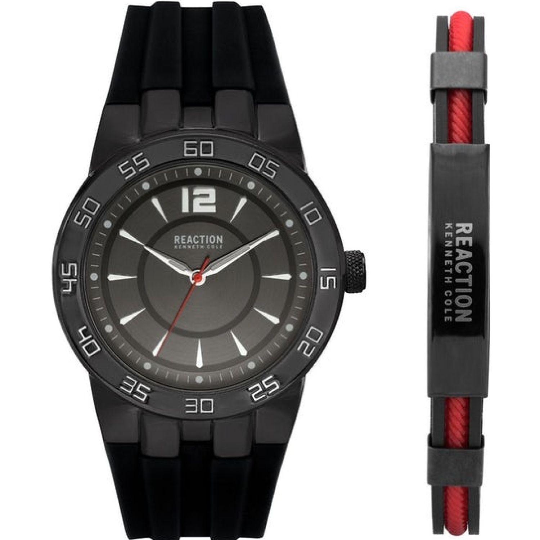 KENNETH COLE Reloj Kenneth Cole Rk51073001 Negro Relojes de Pulsera