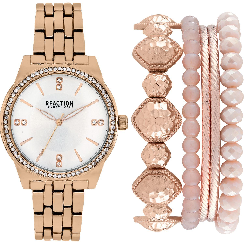 KENNETH COLE Reloj Kenneth Cole Rk51076001 Oro rosa Relojes de Pulsera