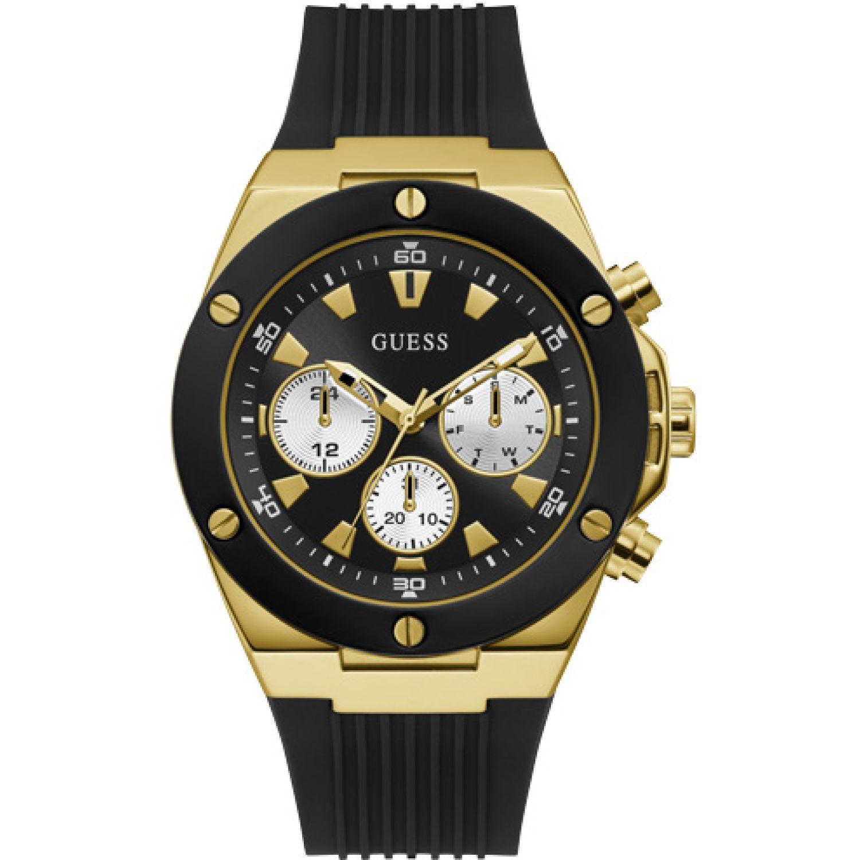 GUESS Reloj Guess Gw0057g1 Negro Relojes de pulsera