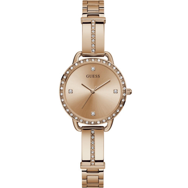 GUESS Reloj Guess Gw0022l3 Oro rosa Relojes de Pulsera