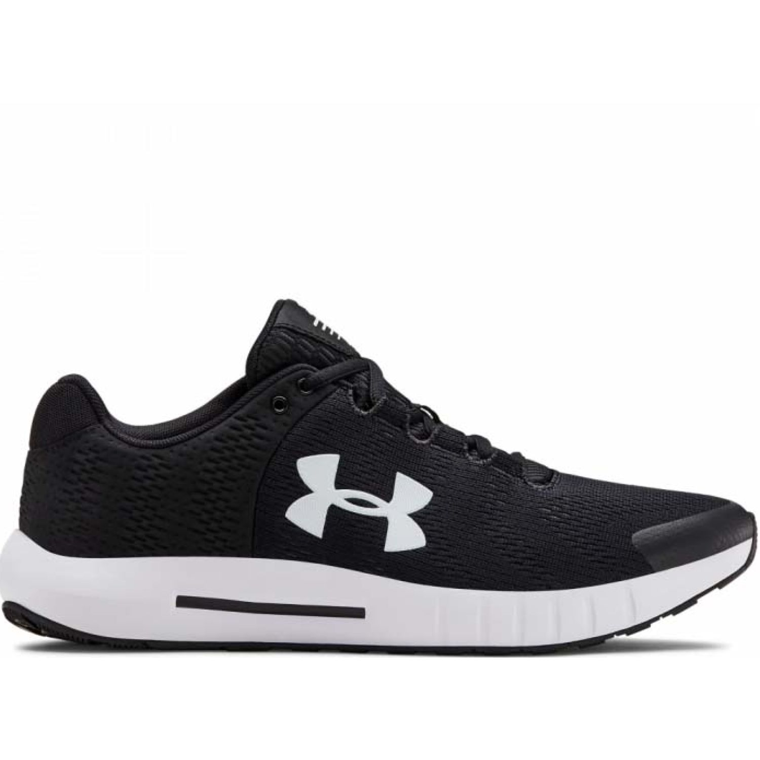 Under Armour Ua Micro G Pursuit Bp Negro Correr por carretera