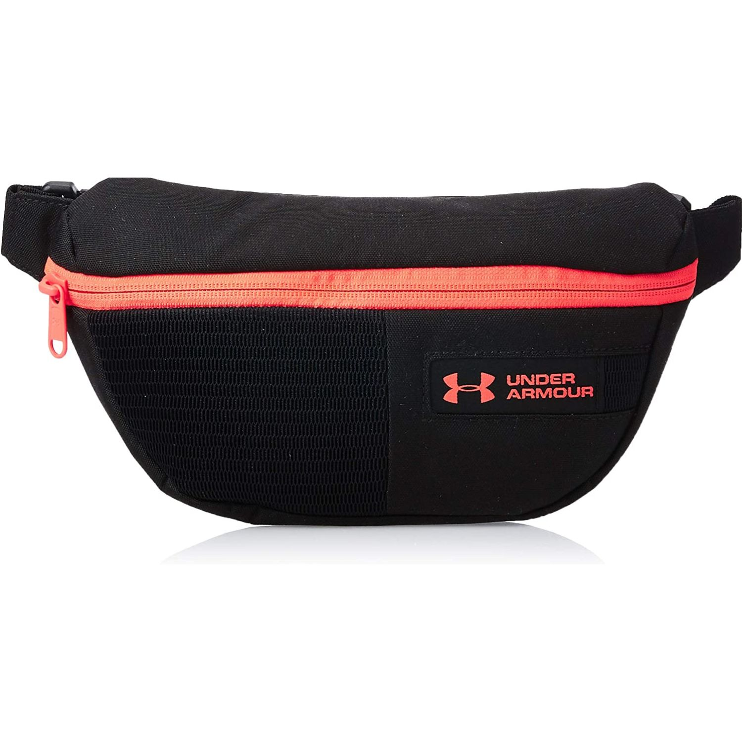 Under Armour Ua Waist Bag Negro Bolsos de gimnasio