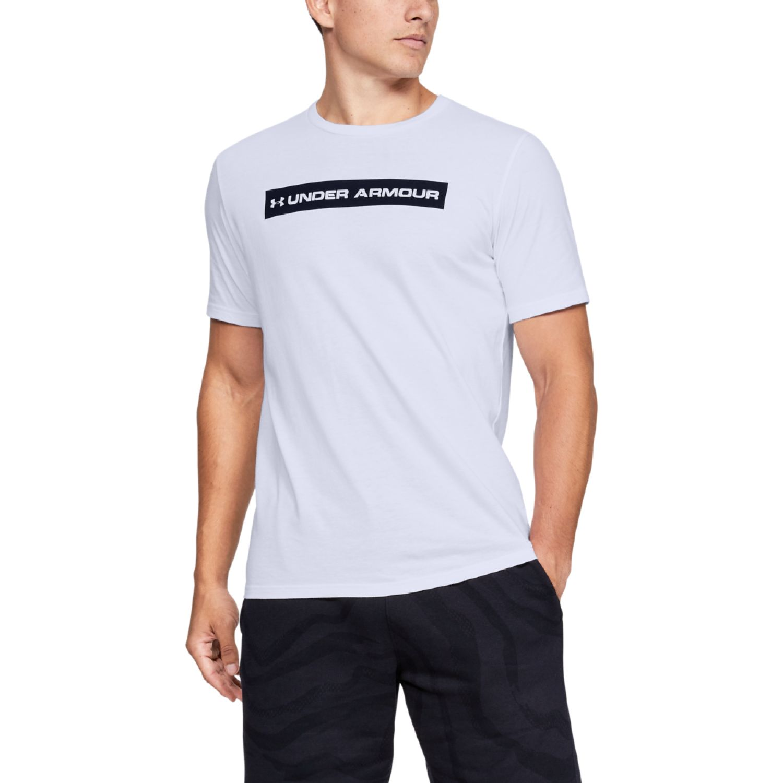 Under Armour Ua Originators Bar Ss Blanco Camisetas y polos deportivos