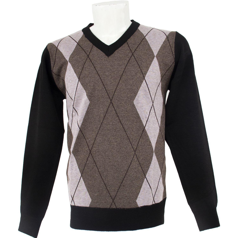 Donatelli Chompa Moda Diseño Beige Jerseys