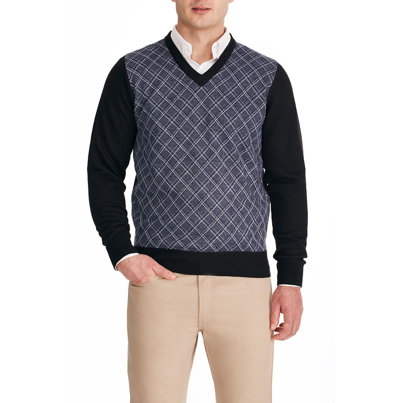 Donatelli Chompa Moda Diseño Acero Pullovers