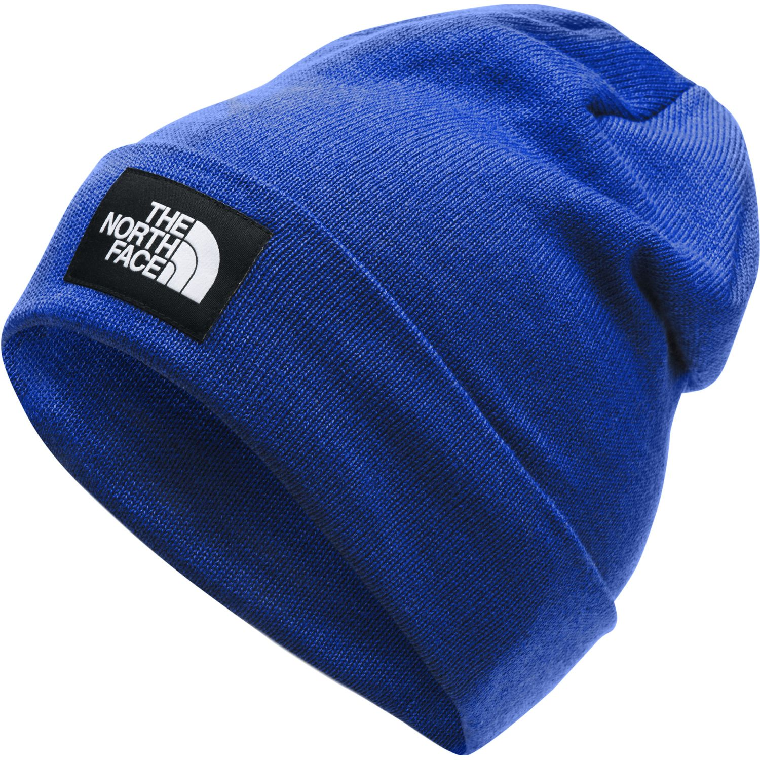 The North Face dock worker recycled beanie Azul Chullos y Gorros