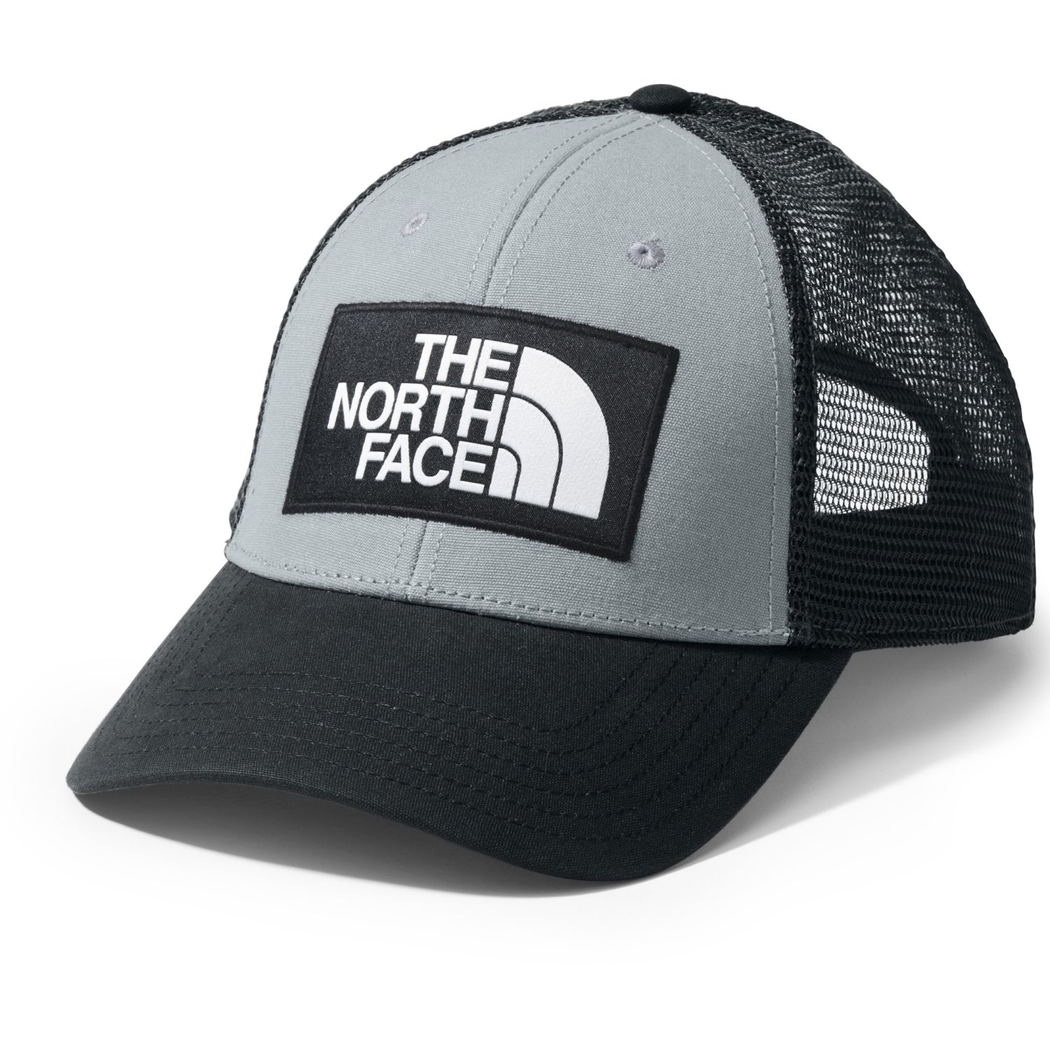 The North Face Mudder Trucker Hat Gris Chullos y gorros