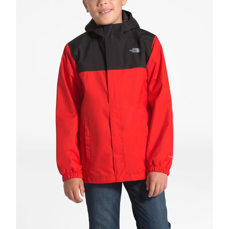 The North Face B Resolve Reflective Jacket Rojo Plumas y alternos