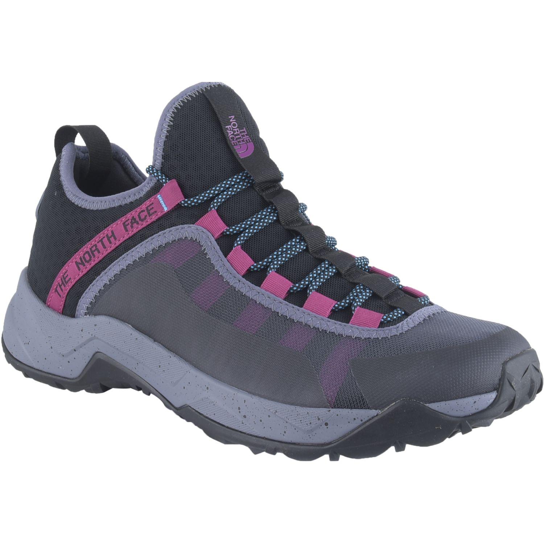 The North Face W Trail Escape Peak Negro Zapatos de senderismo