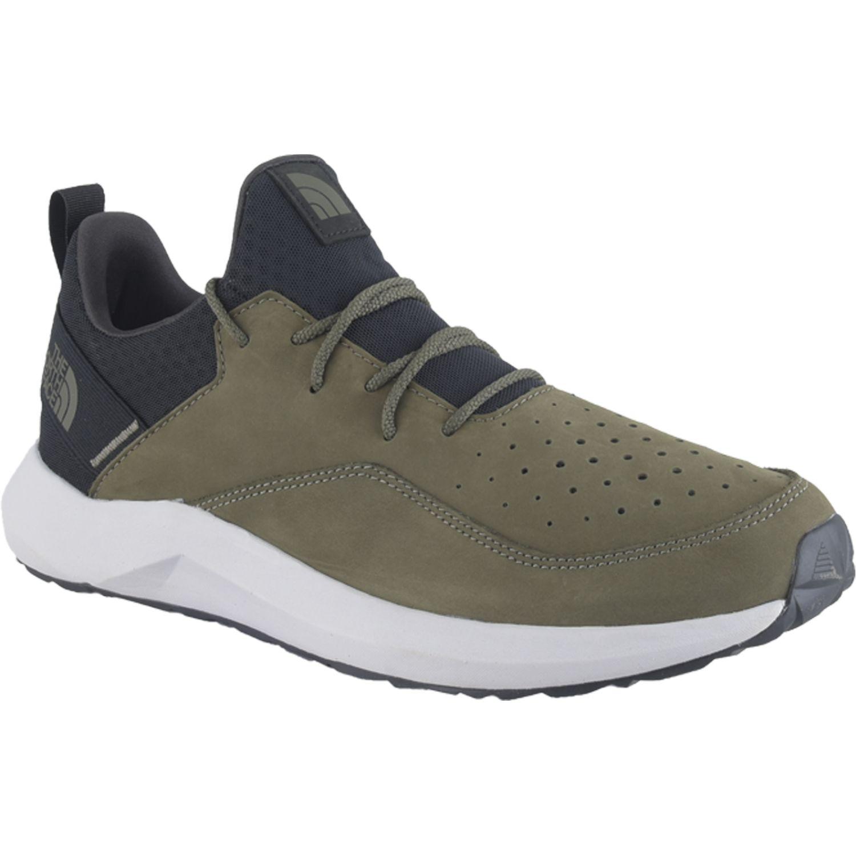 The North Face M Surge Highgate Ls Verde Zapatos de senderismo