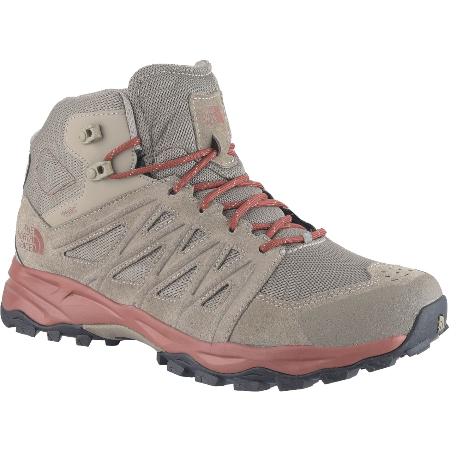The North Face M TRUCKEE MID WP Marron Calzado hiking