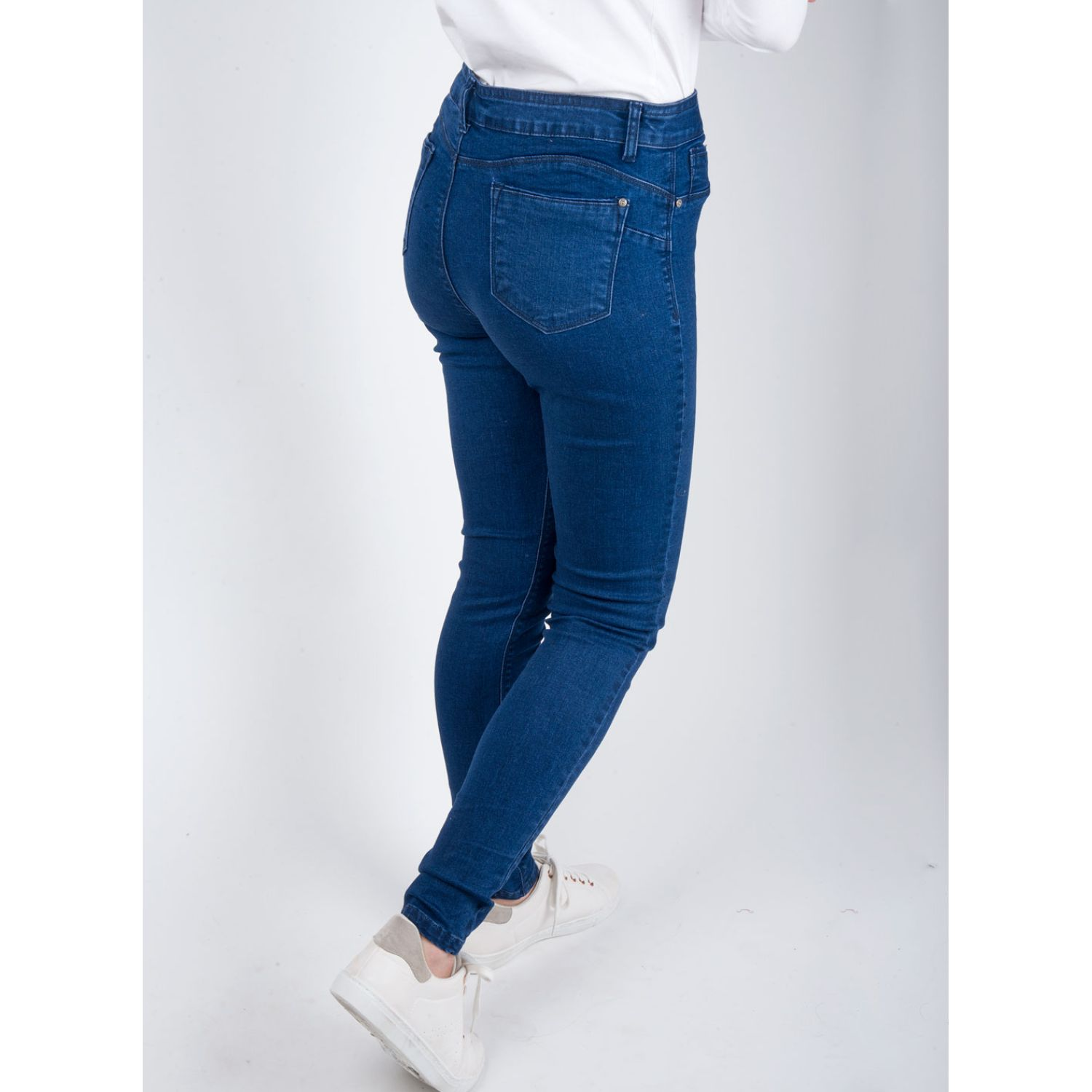 SISI JEGGINS PUSH UP Denim Leggings