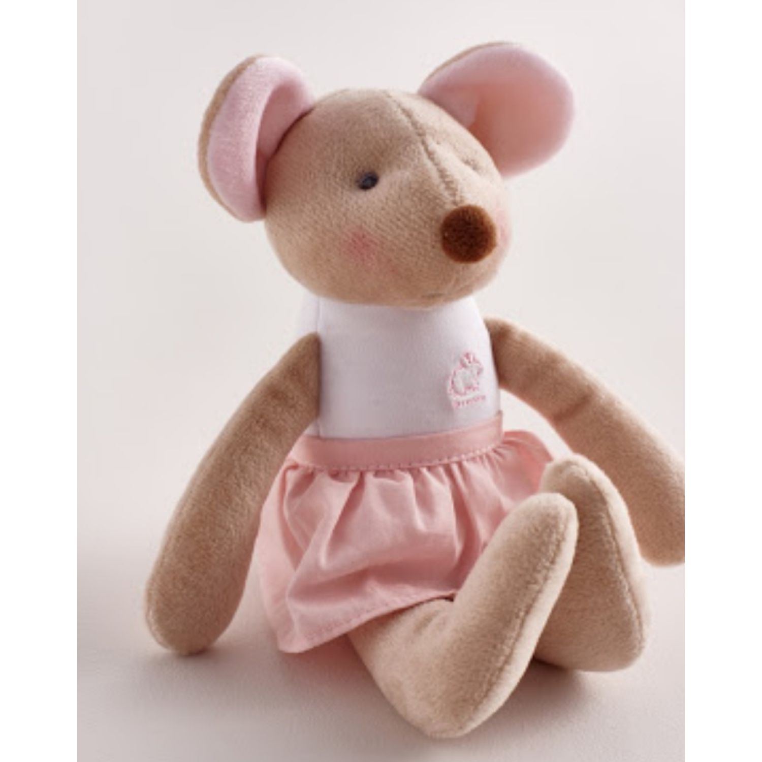 Babycottons Little Mouse Girl Rosado Juguete Vehicular de RC